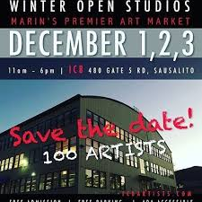brian huber abstract artist save the date for winter open studios