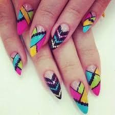 nail art designs blog tribal nails