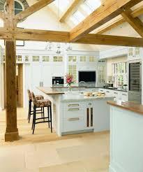 open plan kitchen extension period living