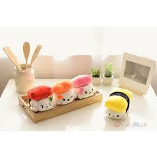 Kawaii Room Decorating Ideas by New Decorative Throw Pillow Cotton Food Ebi Shrimp Sushi Plush