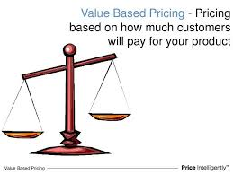 a guide to value based pricing to increase agency sales
