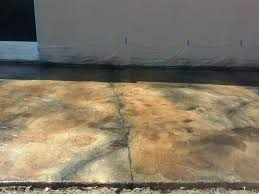 How To Fix Cracks In Concrete Patio by Concrete Patio Restoration Orlando How To Deal With Cracks In