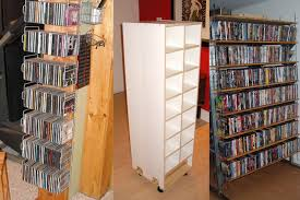 Besta Dvd Storage by Previously On Ikeahackers Tame Your Dvd Collection Ikea Hackers