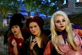 Winifred Sanderson Halloween Costume Hocus Pocus Mary Sarah Winifred Sanderson Nailgunink