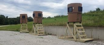 Stand Up Hunting Blinds 5 Diy Hunting Blind Plans Banks Outdoors