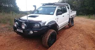 daniel u0027s 2012 toyota hilux tourer loaded 4x4
