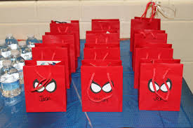 spiderman birthday party a life of pinterest