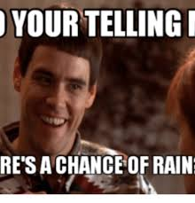 Meme Sayings - your telling i resachance of rain softball sayings meme on me me