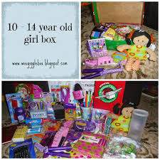 operation child 2014 packing a 10 14 year