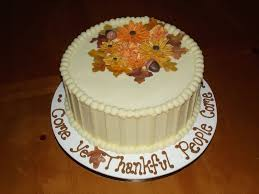 easy thanksgiving cake decorating ideas themontecristos