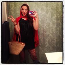 Halloween Costume Cape Tweedledum Tweedledee Red Riding Hood Hoods Homemade