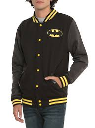 spirit halloween batman shirt dc comics batman varsity jacket topic