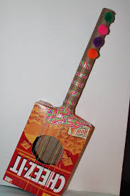 guitar craft for kids momeefriendsli