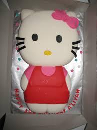 hello kitty 2d cake custom cakes virginia beach specializing in