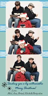 photo card ideas for older kids christmas photo card