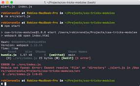 getting started with css modules css tricks