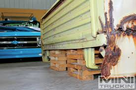 chevy luv junkyard jewel mini truckin magazine