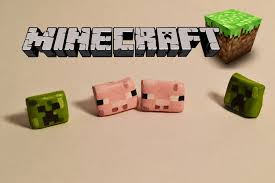 minecraft earrings minecraft earrings by smikimimi on deviantart