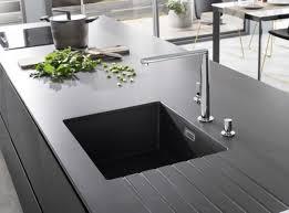 cuisine avec plan de travail en granit cuisine avec plan de travail en granit décoràlamaison prix plan de