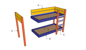 Doll Bunk Beds Plans Doll Bunk Bed Plans Myoutdoorplans Free Woodworking Plans And