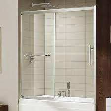 44 Shower Door by Articles With Frameless Bathtub Shower Screen Swing Door Tag