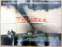 twister movie twister u003cbr u003e version 1 original cinema movie poster from