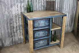 industrial kitchen furniture what a great of furniture ideal as a kitchen island