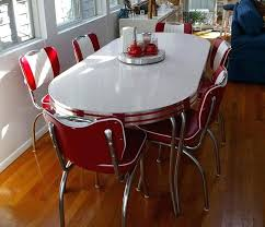 1950s chrome kitchen table and chairs antique kitchen table and chairs vintage kitchen table set for sale