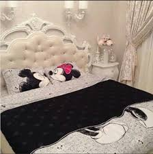 Minnie Bedroom Set by Kiss Mickey Minnie Mouse Bedding Set King