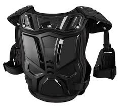 oneal motocross jersey o u0027neal mx chest protector pxr stone shield black 2017 maciag offroad