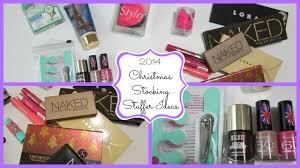 christmas stuffers christmas stuffer ideas 2014 makeupcake84