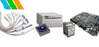 ultrasound scanner machine transducer probe supplier india