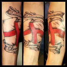 english pride tattoo by mustang inky on deviantart