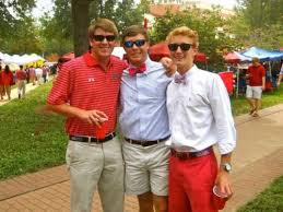 what to wear to uga game day
