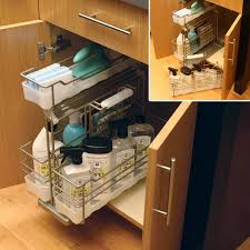 kitchen sink cabinet caddy sink base pull out caddy dura supreme cabinetry