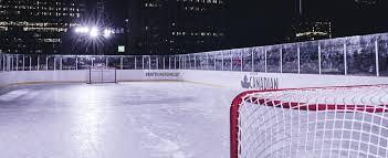 Best Backyard Hockey Rinks Custom Ice Rinks