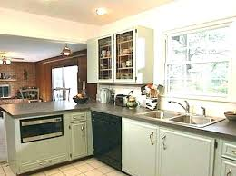 how much does it cost to respray kitchen cabinets spray paint kitchen cabinets cost average cost to spray paint