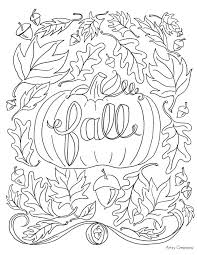 coloring pages of autumn autumn coloring pages autumn coloring pages for sunday school