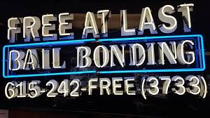 bail bureau free at last bail bonding bail bondsmen nashville tennessee