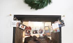 easy diy holiday card garland zazzle blog