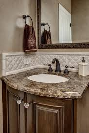 Tile Powder Room Ideas Comfortable Powder Room Ideas Home Furniture And Decor