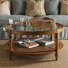 round glass coffee table decor round wood and glass coffee table round coffee table with storage
