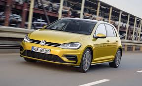 golf volkswagen gti 2018 volkswagen golf debuts with more power tech