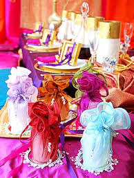 party table centerpiece ideas arabian nights themed party table decorating ideas