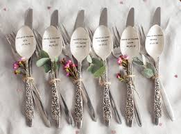 wedding silverware personalised silverware from the wedding commission wedding