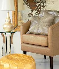Zara Home Side Table Interiors Get A Gilt Complex Daily Mail Online