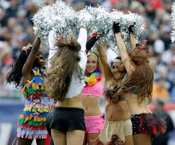 Halloween Costumes Cheerleaders Nfl Cheerleaders Celebrate Halloween Costume