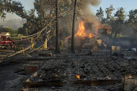 Wildfire California 2016 by Fires And Floods In California And Louisiana On Point