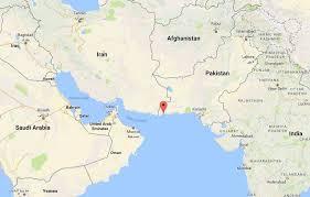 world map pakistan karachi china may soon establish naval base in u s ally pakistan nbc news