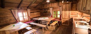 The Summer And Winter Garden - garden hut aparthotel steger wagrain